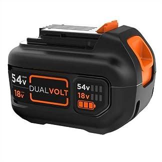 41WDNYJkPIL. SS324  - Black+Decker BL1554-XJ - Batería de carril Dual Volt 54V 1,5Ah Litio