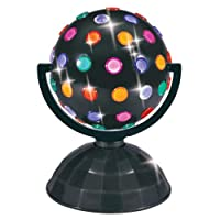 Rotating Disco Ball Light