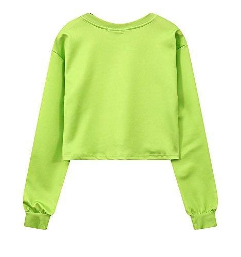 Anatoky - Sweat-shirt - Femme green