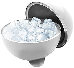 LaBoul IceBoul Ice Buckets, White