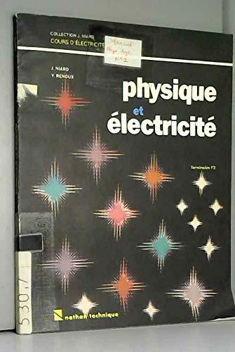 Physique et électricité term f2