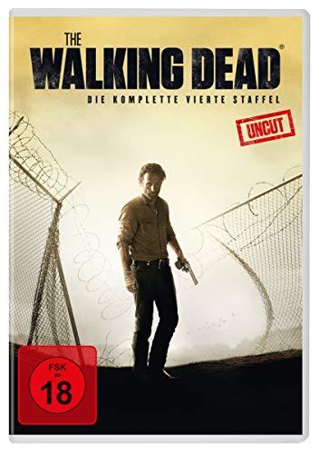 The Walking Dead - Staffel 4 - Uncut [5 DVDs]