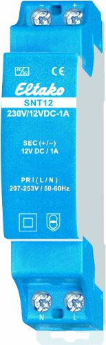 Eltako SNT12-230V/12VDC-1A Schaltnetzteil -