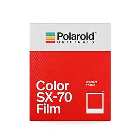 Polaroid Originals 4676 Film couleur pour Appareil Polaroid SX-70