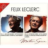 Coffret 2 CD : Master serie : Felix Leclerc