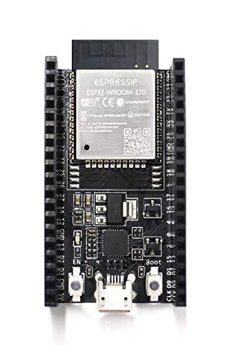 Espressif - Carte de développement ESP32-DEVKITC 32D - Sert à l'évaluation du module ESP32-WROOM-32D