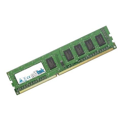 Speicher 1GB RAM für Packard Bell iMedia S3810 (DDR3-10600 - Non-ECC) - Desktop-Speicher