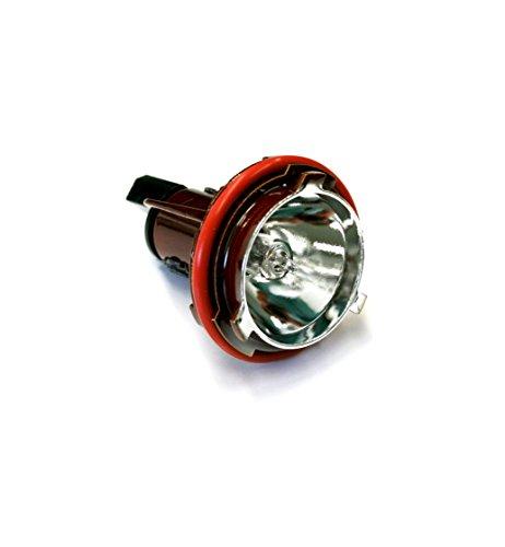 HELLA REFLEKTOR (9DX159419001) mit 10W BA9S Lampen ORIGINAL 1 Stück für Standlicht Ringe Angel Eyes Marker Ringebeleuchtung für 5er (E60, E61) X5 (E53) alle mit Bi-Xenon
