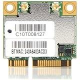 AzureWave Broadcom BCM94352HMB Carte Wifi 802.11ac et BT4.0 Mini PCI-e 867 Mbit/s