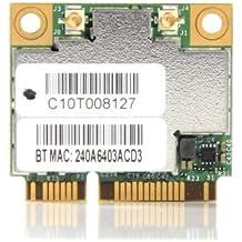 TBS? 2095AzureWave aw-ce123h 802.11ac/NBG WiFi + BT Broadcom bcm4352867Mbps inalámbrica Bluetooth 4.0, Broadcom TBS2095-uk