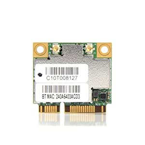 Pci Wlan Karte.Azurewave Broadcom Bcm94352hmb Wlan Karte 802 11ac Und Bt4 0 Mini Pci E 867 Mbit S