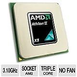 AMD Athlon II X3 445 (3x 3.10GHz) ADX445WFK32GM CPU Sockel AM2+ AM3 #30090