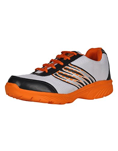 Yepme Men's Multi-Coloured Sports Shoes Mesh YPMFOOT8711_9 UK  available at amazon for Rs.399