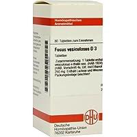 FUCUS VESICULOSUS D 3 Tabletten 80 St preisvergleich bei billige-tabletten.eu