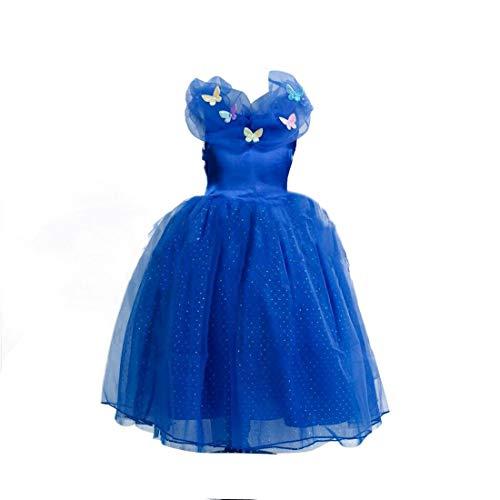 SAMGU Mädchen Kleider Kostüm Prinzessin Party Phantasie Cosplay (Machen Sie Ein Prinzessin Kostüm)