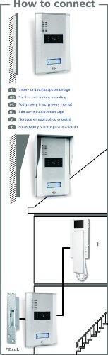 ELRO VD61 Video Door Intercom