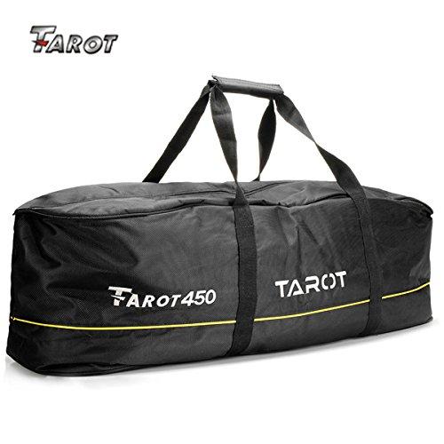 LaDicha Tarot 450 Größe Heavy Duty Hubschrauber Tragetasche Dual 450 (Schaum Die Stoff Kostüme Für)