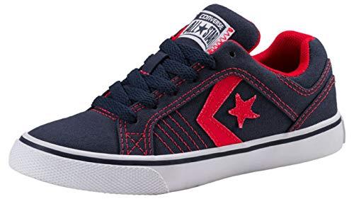 er Gates OX Sneaker Blau (Navy 410) 32 EU ()