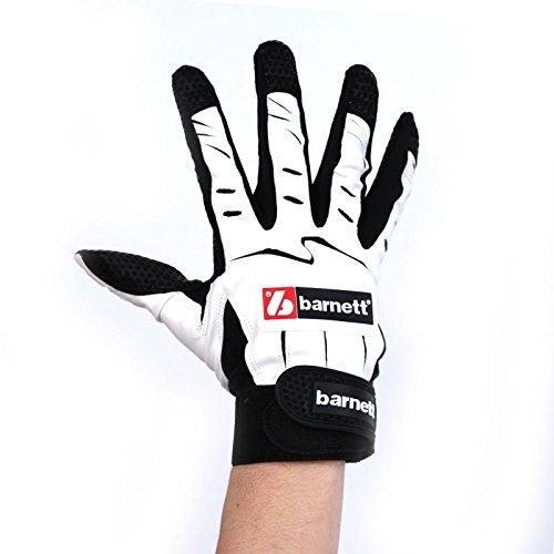 guanti baseball battitore barnett BBG-03 paio di guanti da baseball battitore pro cabretta