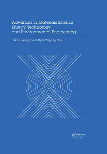 Advances in Materials Sciences, Energy Technology and Environmental Engineering: Proceedings of the International Conference on Materials Science, Energy ... MSETEE 2016, Zhuhai, China, May 28-29, 2016 (Zhuhai-china)