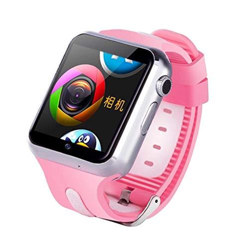 Hunpta@ Intelligente Uhren, LEMFO LEMM8, Herzfrequenz, Kamera Intelligente Uhr, 4G WiFi, Blaue Zähne für Android/iOS