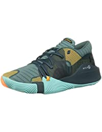 check out 3d8e7 26424 Under Armour Spawn Low, Chaussures de Basketball Homme