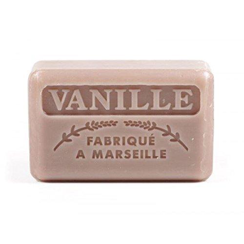 125g Savon De Marseille Soap - Vanilla ( vanille )