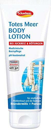 Schaebens Totes Meer Bodylotion, 1er Pack (1 x 200 ml)