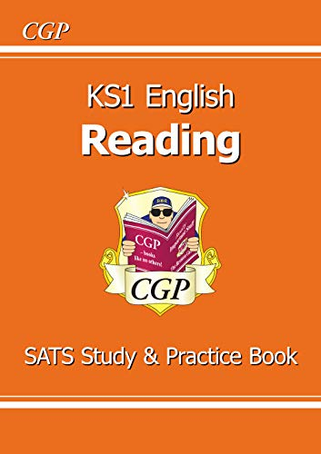 KS1 English Reading Study & Practice Book