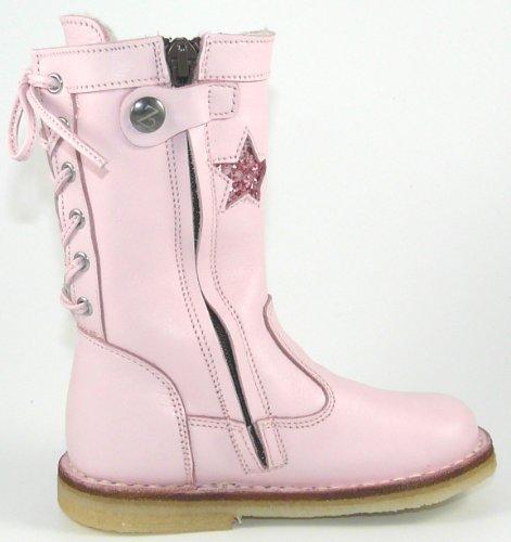Zecchino d'oro boots 06–4619/a, bottes fille Rose - Rosa (zartrosa 154)