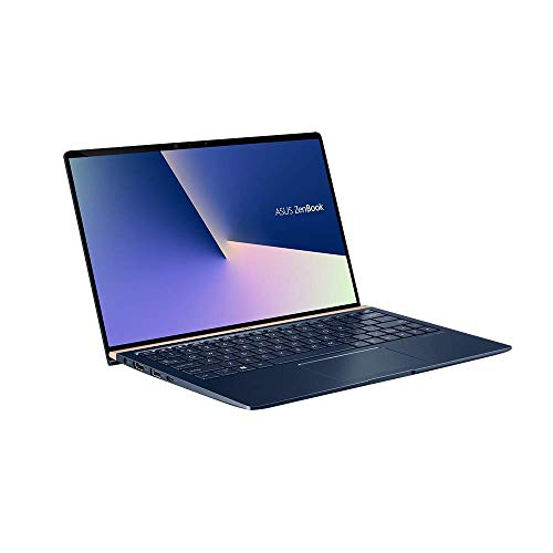 ASUS ZenBook 13 UX333FA (90NB0JV3-M00300) 33,7 cm (13,3 Zoll, FHD, WV) Ultrabook (Intel Core i5-8265U, 8GB RAM, 256GB SSD, Intel UHD-Grafik 620, Windows 10) Royal Blue