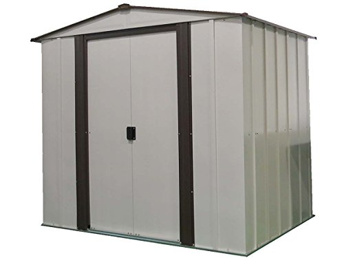 Caseta de metal de jardín Arrow Newburgh Shed 2.8 m2