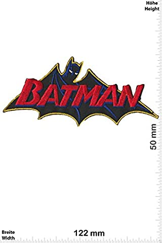 Différents Costumes Batman - Patches - Batman - red - Cartoon