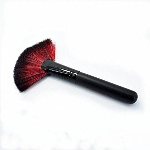 Pennelli fondotinta, Culater 1pc Make Up Kabuki