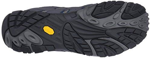 Merrell Moab 2 GTX, Stivali da Escursionismo Alti Uomo Grigio (Castlerock)
