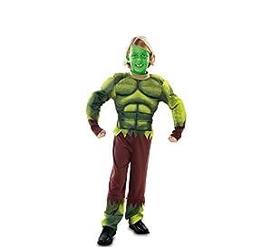 Aptafêtes Disfraz de Monstruo para niño-7-9años