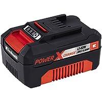 Einhell Batterie du système Power X-Change (Li-Ion, 18 V, 4,0 Ah compatible avec toutes les machines Power X-Change)