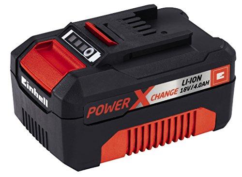 Einhell System Akku Power X-Change (Lithium Ionen Akku, 18 V, 4,0 Ah, passend für alle Power X-Change Geräte)