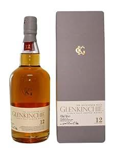 Glenkinchie 12 Year Old Lowland Single Malt Whisky 70cl