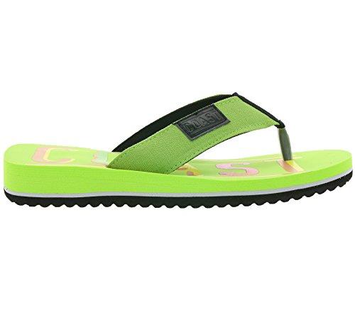 COAST Summer-Green Schuhe Damen Zehentrenner Sandalen Grün COAS-O-01880-05 Grün