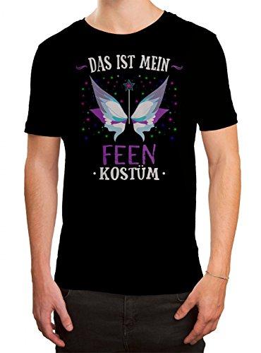 Kostüm Fee Premium T-Shirt | Verkleidung | Karneval -