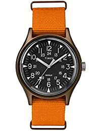 6e58b2a918d3 Timex Reloj de Pulsera TW2T10200