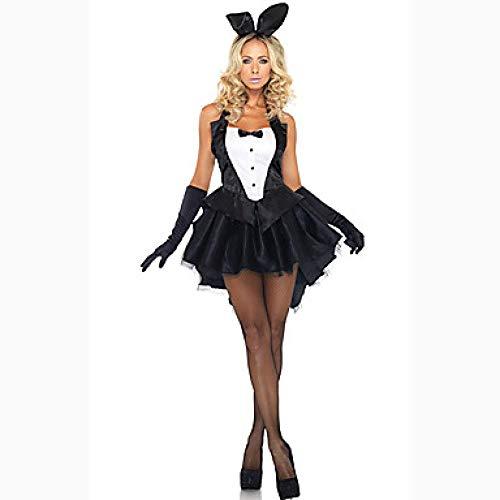 SINYUEE Frauen Bunny Girl Career Kostüme Sex