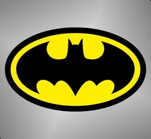 Autocollant–Stickers dessin animé Batman Comics cartoon sticker, 10 cm