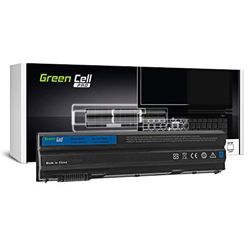 Green Cell Pro Serie 8858X M5Y0X T54FJ Laptop Akku für Dell Latitude E5420 E5430 E5520 E5530 E6420 E6430 E6440 E6520 E6530 E6540 (Original Samsung SDI Zellen, 6 Zellen, 5200mAh, Schwarz)