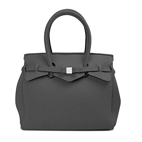 Save My Bag Miss 1024N Lycra/Titanium/Grigio scuro