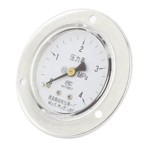 13mm Außengewinde Staubsauger Wasser Gas Air Manometer 0–4MPa 60mm