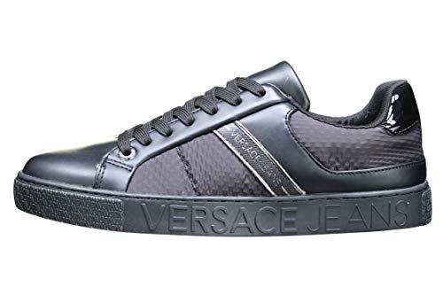 Versace Jeans - Basket Eoysbsf4 899 Noir - Taille 42 - Couleur No