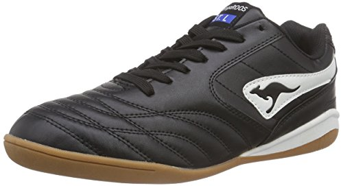 KangaROOS K-yard 3021 B Herren Low-Top Schwarz (black/white 500)