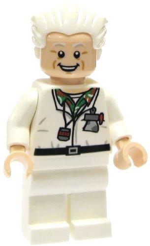 gur Doc Brown aus Set 21103 (zurück in die Zukunft) ()